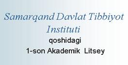 1-й академический лицей при СамГМИ