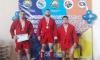 В Самарканде завершился чемпионат Узбекистана по самбо