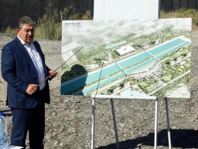В Самарканде стартовало строительство туристического комплекса