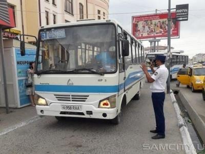 В Самарканде маршруты общественного транспорта будут оптимизированы