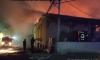 Пожар на территории консервного завода в Самарканде тушили около часа