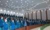День работников органов внутренних дел отметили в Самарканде