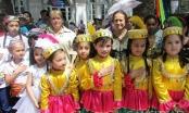 Фото: Международный день защиты детей в Самарканде