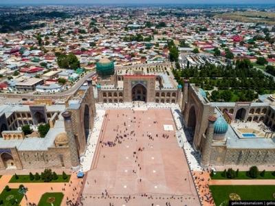 Как в Самарканде готовятся отметить День города: подробная программа