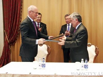 Дорогу в Самарканд через Казахстан снова откроют
