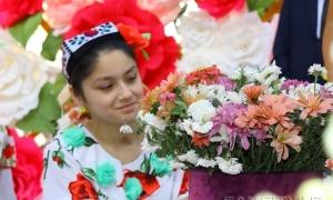 Фото: «Праздник цветов» в Самарканде